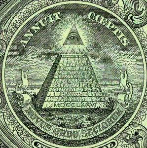 All-Seeing Eye Dollar Note